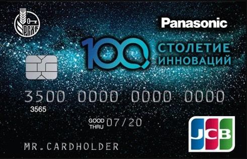 кредитная карта jcb